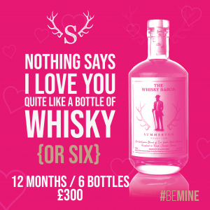 Summerton Whisky Club – Valentines Day, Summerton Whisky Club - Excellence in Whisky