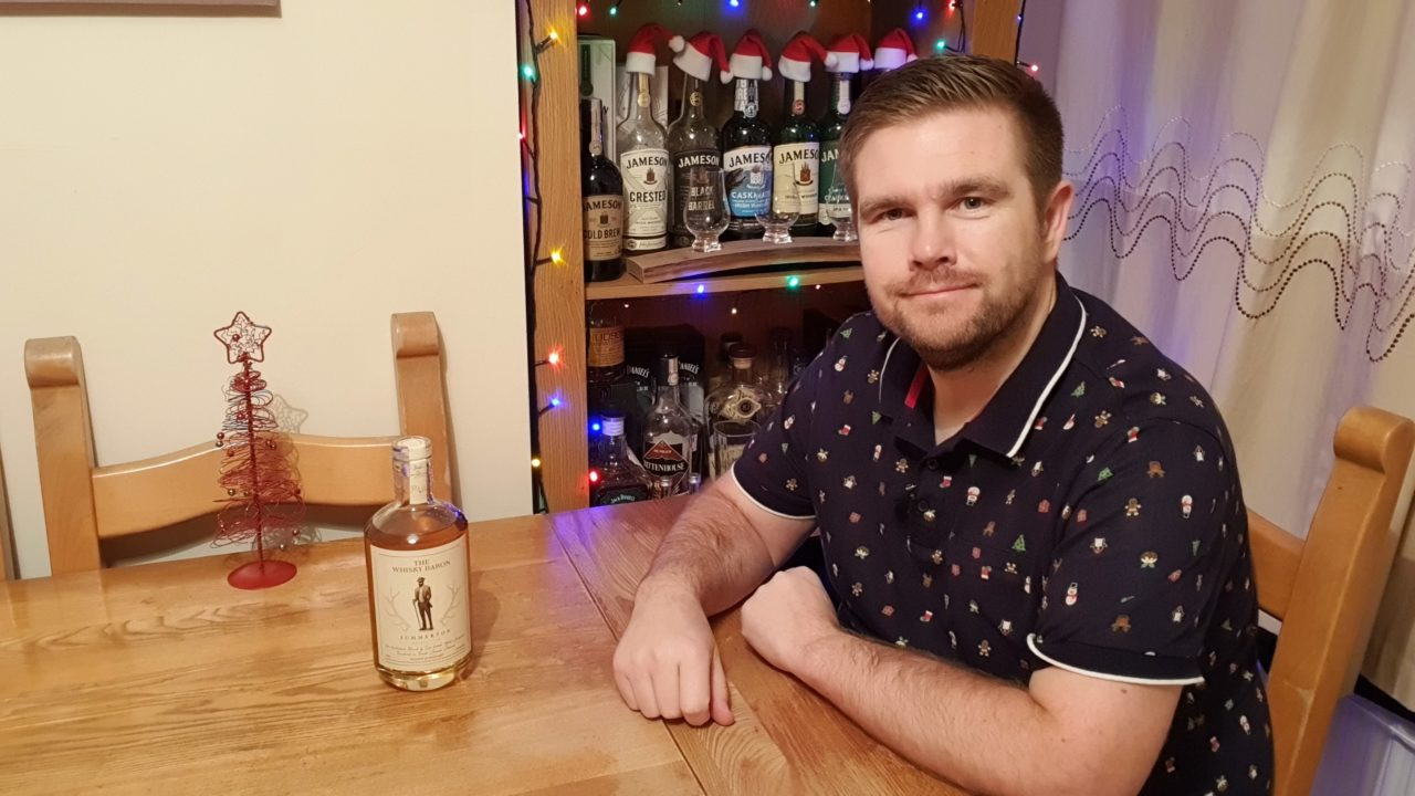 Whisky Shared | Toby Field, Summerton Whisky Club