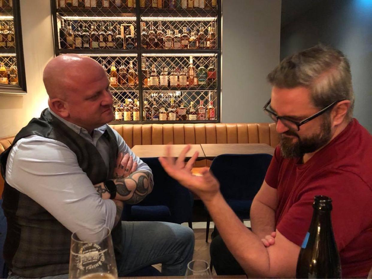 Mackmyra | Micky Plummer, Summerton Whisky Club