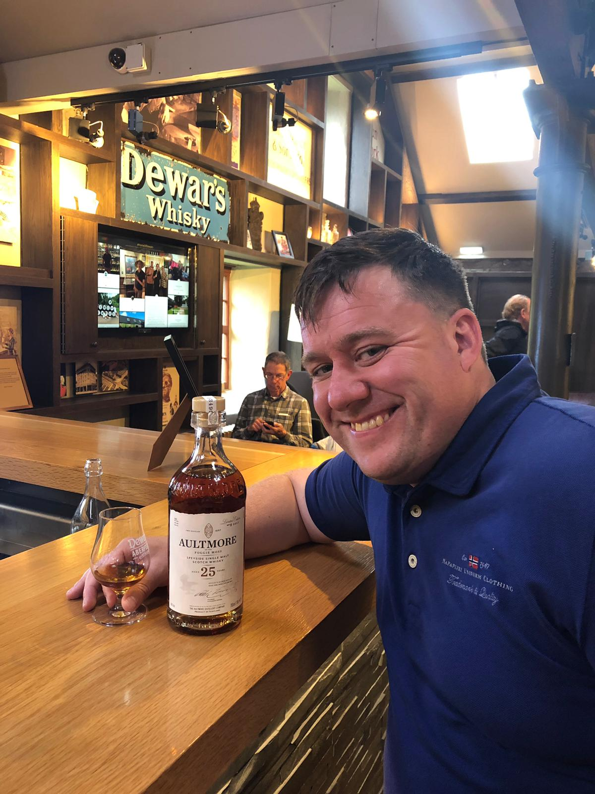 Wash House Whisky   David Myers, Summerton Whisky Club