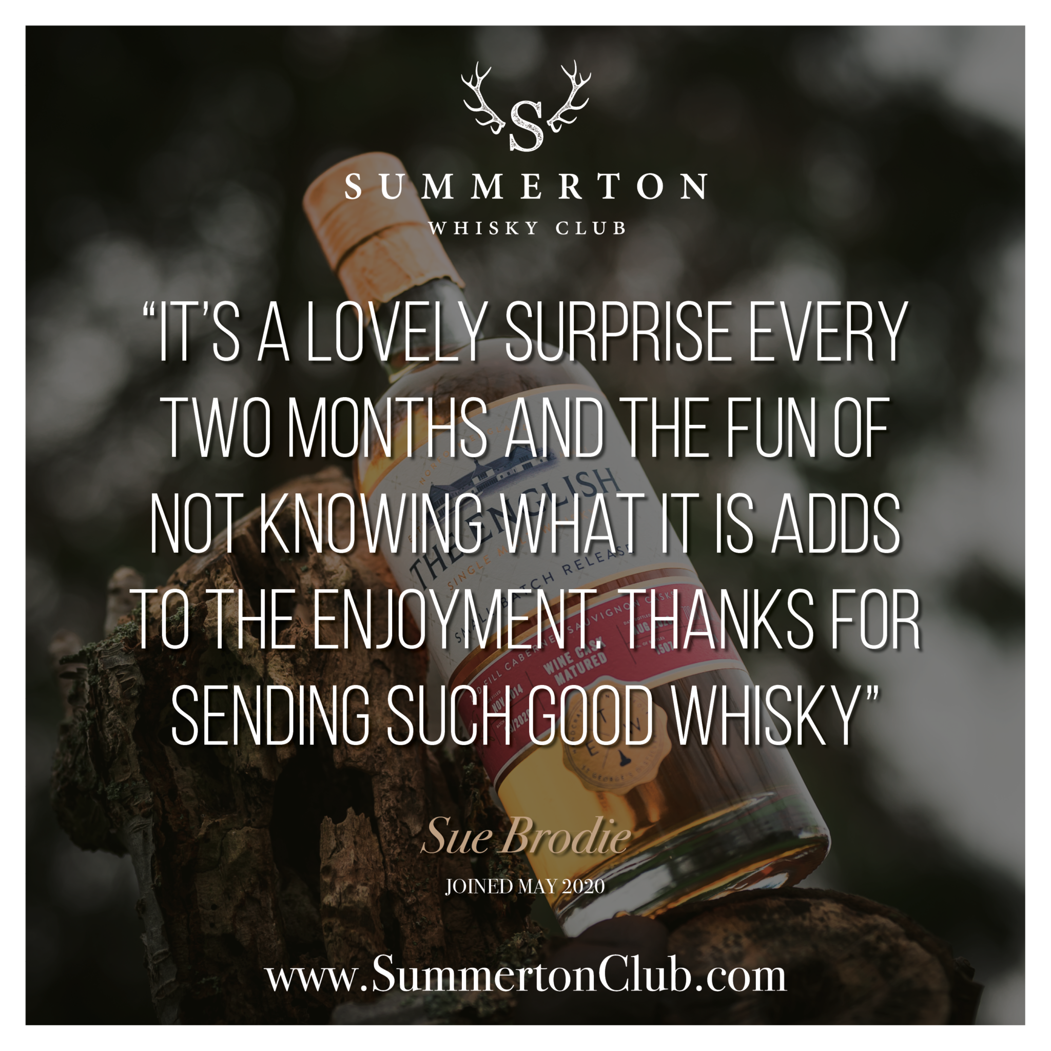 Member Reviews, Summerton Whisky Club