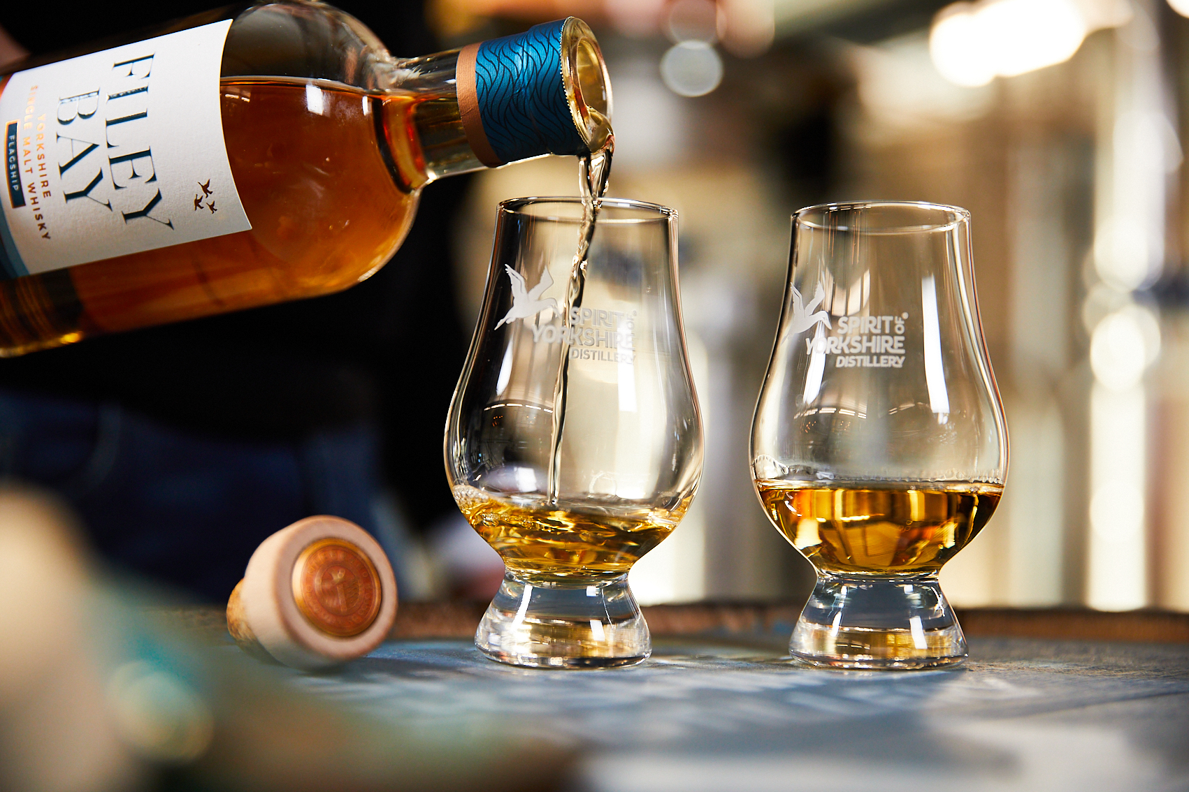 Spirit of Yorkshire, Summerton Whisky Club