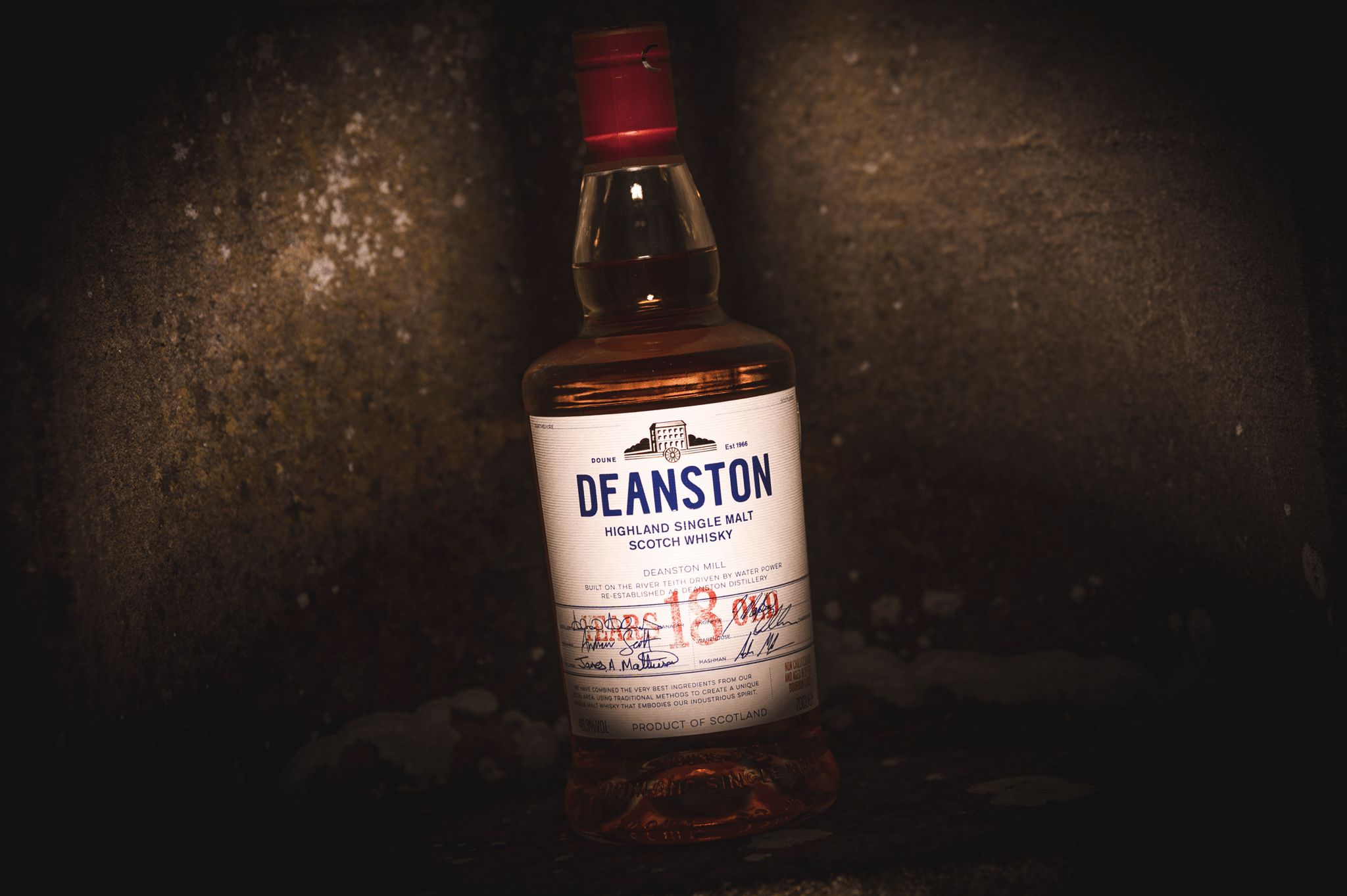 February 2021 – Deanston 18yr, Summerton Whisky Club